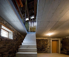 Villa Vals | Detached houses | SeARCH / Bjarne Mastenbroek i.c.w. CMA