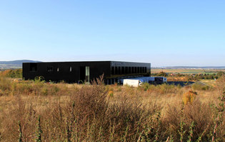 Logistikzentrum Partyrent | Industrial buildings | Jarosch Architektur