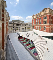 V&A Exhibition Road Quarter | Trade fair & exhibition buildings | AL_A