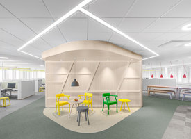 ATG - A WALK IN THE PARK | Bureaux | Note Design Studio