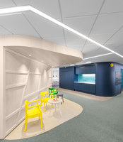 ATG - A WALK IN THE PARK | Office facilities | Note Design Studio