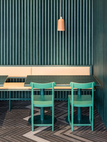 Fine Food  / Restaurant and Coffee Shop | Café interiors | Note Design Studio