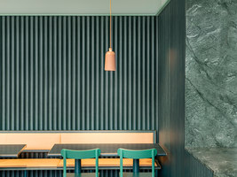 Fine Food  / Restaurant and Coffee Shop | Cafeterías - Interiores | Note Design Studio