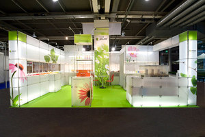 Peterer Drogerie AG / Trade fair stand, MUBA 2009 | Trade fair & exhibition buildings | TOUSSAINT X TEACHOUT