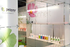 Peterer Drogerie AG / Messestand, MUBA 2009 | Trade fair & exhibition buildings | TOUSSAINT X TEACHOUT