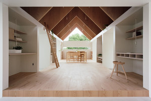 KOYA no SUMIKA | Case unifamiliari | mA-style architects
