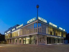 Umbau des Café Moskau zum Konferenzzentrum | Restaurants | HSH Architekten