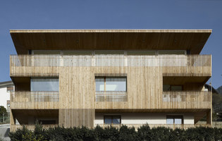 PF single family house | Detached houses | Burnazzi Feltrin Architetti
