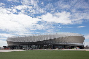 Nassau Veterans Memorial Coliseum | Theatres | SHoP Architects
