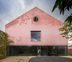 Red house | Detached houses | Extrastudio