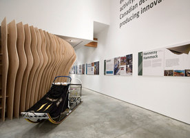 inter/section | Trade fair & exhibition buildings | Campos Leckie Studio