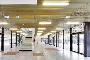 Jean Lurcat High School Gymnasium | Schools | Mikou Studio