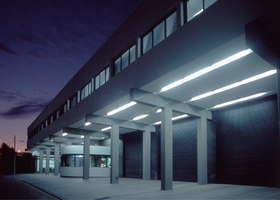 Fire Station | Infrastructure buildings | Mauro Turin Architectes