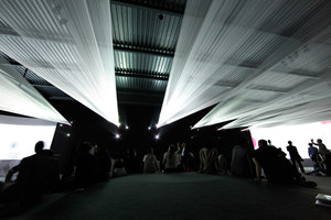 Light Loom (Canon Milano Salone 2011) | Installations | TORAFU ARCHITECTS