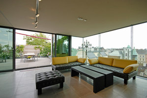 Penthouse Wien 1 | Living space | junger_beer architektur