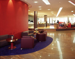 Hotel Hilton Airport | Intérieurs d'hôtel | IDA14