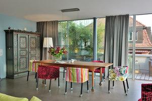 Attikawohnung | Living space | IDA14