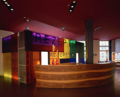 Hotel Mövenpick | Hotel-Interieurs | IDA14