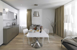 Service Apartments | Living space | IDA14
