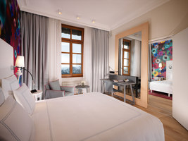 Swissôtel Métropole | Diseño de hoteles | IDA14