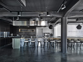 marmite food lab | Restaurant interiors | IDA14