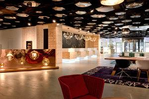 Swissôtel Lobby in Zürich | Hotel-Interieurs | IDA14