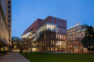 Diana Center at Barnard College | Écoles | WEISS/MANFREDI