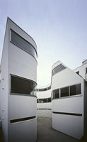 NE apartment | Apartment blocks | Nakae Architects