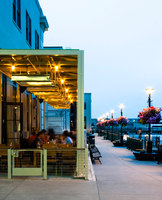The Plant: Café Organic at Pier 3 | Restaurants | CCS ARCHITECTURE