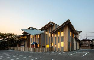 Aitoku Hoikuen | Maisons particulières | Kengo Kuma