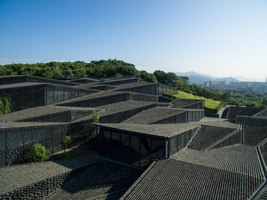China Academy of Arts' Folk Art Museum | Museos | Kengo Kuma