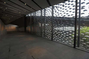 China Academy of Arts' Folk Art Museum | Musées | Kengo Kuma