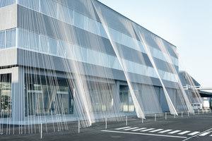 Komatsu Seiren | Bürogebäude | Kengo Kuma
