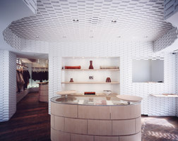 Shang Xia Paris | Negozi | Kengo Kuma