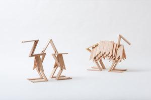 Tsumiki Pavilion | Installationen | Kengo Kuma
