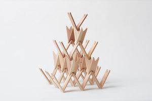 Tsumiki Pavilion | Installations | Kengo Kuma