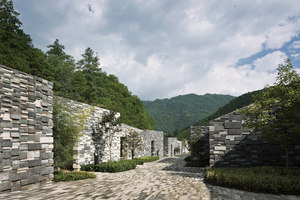 Yunfeng Spa Resort | Établissements thermaux | Kengo Kuma
