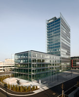 Hegau-Tower | Office buildings | Helmut Jahn