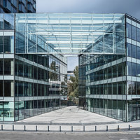 Cosmopolitan Twarda 2/4 | Office buildings | Jahn