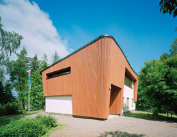 House Leimio | Detached houses | Vesa Honkonen