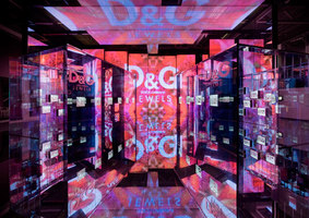 D&G at Baselworld fair | Trade fair & exhibition buildings | Rodolfo Dordoni