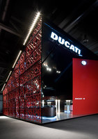 DUCATI  (Baselworld 2008) | Trade fair stands | Rodolfo Dordoni