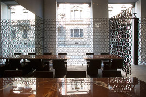 Zero Contemporary Food | Restaurants | Dordoni Architetti