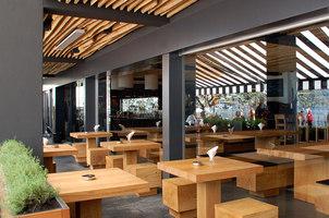 Seven Easy | Restaurant interiors | bert haller innenarchitekten