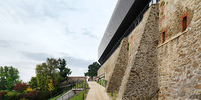 Erweiterung des Schlossmuseums | Museos | Hope of Glory