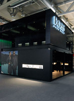 HUGO BOSS Messestand at Baselworld | Stand fieristici | Brandstorm