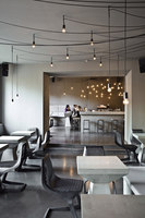 TIN Restaurant Bar Club Berlin | Bar - Interni | studio karhard®