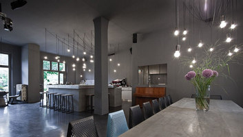 TIN Restaurant Bar Club Berlin | Intérieurs de bar | karhard® architektur + design