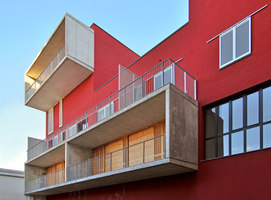 ERA3 - Eraclito Housing | Apartment blocks | LPzR Architetti