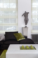 Bayswater Flat | Living space | Staffan Tollgard Design Group